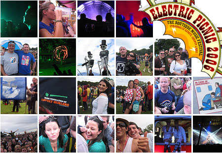 Electric Picnic montage